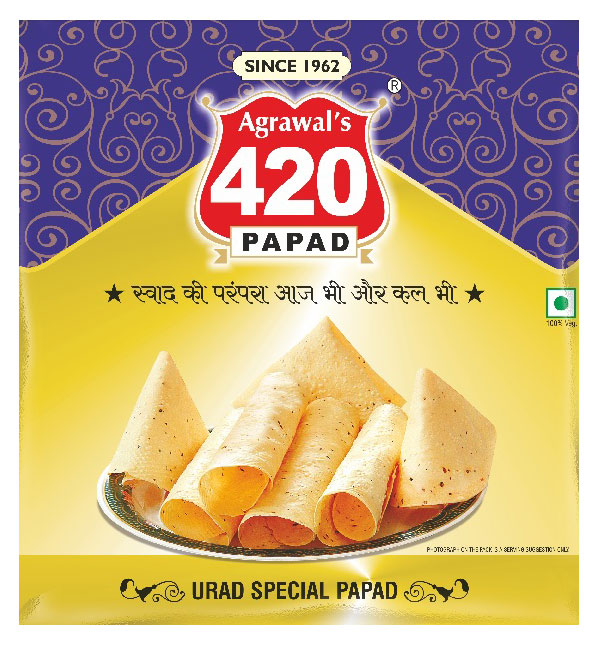 LEADING MANUFACTURER OF PAPAD AND SPICES
