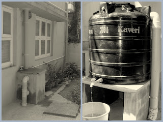Filtration and Rain barrel